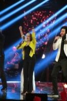 Manuel Foresta, Raffaella Carrà - Milano - 16-05-2013 - The Voice: De Simone e Foresta in semifinale