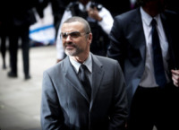 George Michael - Londra - 14-09-2010 - Incidente stradale per George Michael