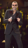 George Michael - Glasgow - 23-09-2012 - Incidente stradale per George Michael