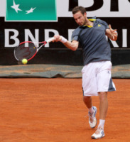 Ernests Gulbis - Roma - 16-05-2013 - Internazionali di tennis: ritiro Sharapova, Errani in semifinale