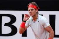 Rafael Nadal - Roma - 16-05-2013 - Internazionali di tennis: ritiro Sharapova, Errani in semifinale