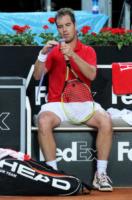 Richard Gasquet - Roma - 16-05-2013 - Internazionali di tennis: ritiro Sharapova, Errani in semifinale