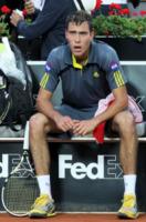 Jerzy Janowicz - Roma - 16-05-2013 - Internazionali di tennis: ritiro Sharapova, Errani in semifinale
