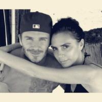 David Beckham, Victoria Beckham - Milano - 18-05-2013 - Spice reunion al party per i 40 anni di Victoria Beckham