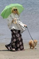 Gwen Stefani - Los Angeles - 18-05-2013 - Bizzarrie da star: Barbra Streisand clona il suo cane