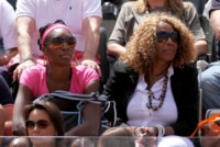 Oracene Price Williams, Venus Williams - Roma - 19-05-2013 - Atp Roma: Serena Williams trionfa sulla Azarenka