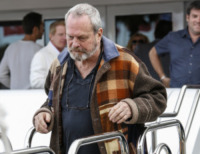 Terry Gilliam - Cannes - 20-05-2013 - Cannes: il Don Chisciotte di Gilliam sconfigge i mulini a vento