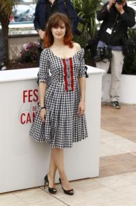 Elodie Navarre - Cannes - 20-05-2013 - Fashion revival: dagli anni '60 tornano i quadretti Vichy
