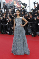 Zoe Saldana - Cannes - 21-05-2013 - Festival di Cannes: Marion Cotillard griffata Dior