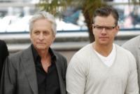 Matt Damon, Michael Douglas - Cannes - 21-05-2013 - House of Cards con 3 nomination sbanca la candidature agli Emmy