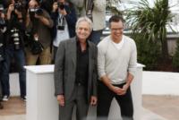 Matt Damon, Michael Douglas - Cannes - 21-05-2013 - Michael Douglas, quel pianista gay rinviato per…il cunnilingus