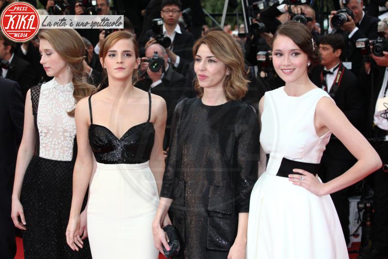 Emma Watson, Sofia Coppola - Cannes - 21-05-2013 - Emma Watson a un passo dai trenta! Auguri Hermione