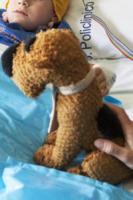 """Riccardo Fusari, Angiolina - Pavia - 21-05-2013 - Un cane in corsia: """"Così i bambini operati tornano a sorridere"""""""
