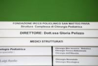 """Pavia - 21-05-2013 - Un cane in corsia: """"Così i bambini operati tornano a sorridere"""""""