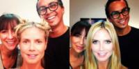 Heidi Klum - Los Angeles - 21-05-2013 - Dillo con un tweet: la Palma d'Oro va a Heidi Klum