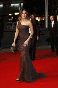 Sabrina Ferilli - Cannes - 21-05-2013 - Sabrina Ferilli, a 50 anni è sempre La Grande Bellezza!