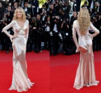Petra Nemcova - Festival di Cannes: l'oblò sulla schiena di Clotilde Courau