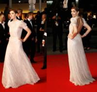Clotilde Courau - Festival di Cannes: l'oblò sulla schiena di Clotilde Courau