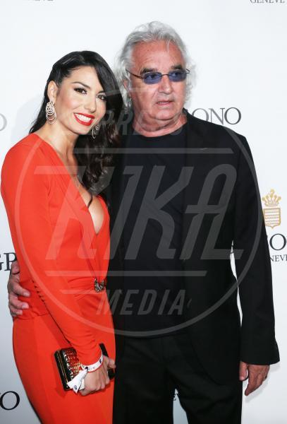 Elisabetta Gregoraci, Flavio Briatore - Cannes - 21-05-2013 - La bella e la bestia: non tutte le coppie riescono col buco!