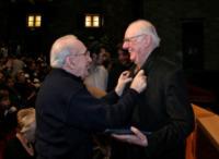 Dario Fo, Don Gallo - Genova - 22-05-2013 - E' morto Don Andrea Gallo, il paladino degli ultimi