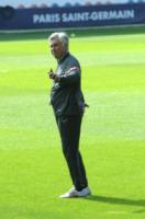 Carlo Ancelotti - Parigi - 22-05-2013 - David Beckham: manutenzione dei gioielli di famiglia