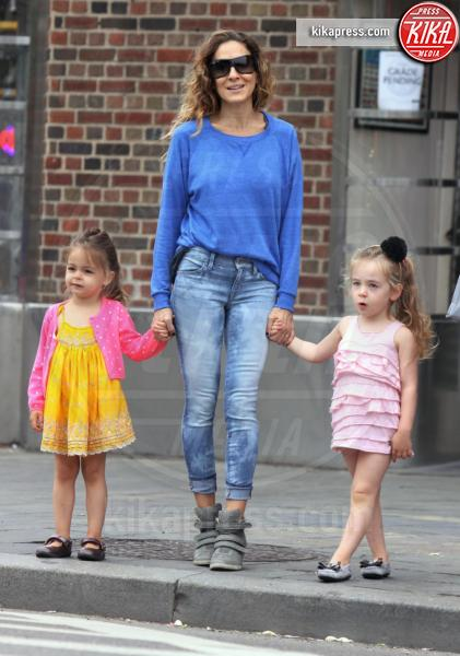Marion Broderick, Tabitha Broderick, Sarah Jessica Parker - New York - 22-05-2013 - La cicogna in affitto continua ad avere successo
