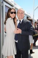 Pascal Vicedomini, Elsa Zylberstein - Cannes - 22-05-2013 - Ischia Global, il padrino sarà il premio Oscar Cristoph Waltz