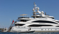 Cannes - 22-05-2013 - Nicola Roberts, te la spassi sullo yacht degli Ecclestone?