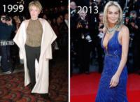 Sharon Stone - Los Angeles - 26-10-2001 - Gallina vecchia… fa una bellissima figura!