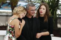 Adèle Exarchopoulos, Abdellatif Kechiche, Lea Seydoux - Cannes - 23-05-2013 - La vie d'Adele vince la Palma d'oro a Cannes. Grand Prix ai Coen