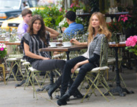 "Sheila Marquez, Behati Prinsloo - New York - 22-05-2013 - L'autunno ""caldo"" di Behati Prinsloo e Sheila Marquez"