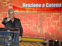 Pino Insegno - Napoli - 23-05-2013 - Pino Insegno e la settima Reazione a Catena