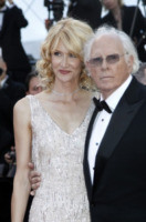 Bruce Dern, Laura Dern - Cannes - 23-05-2013 - Cannes 2013: la bellezza illumina il Nebraska