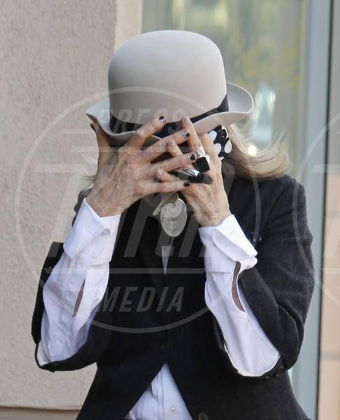 Diane Keaton - Beverly Hills - 23-05-2013 - La foca grigia che si sente una star