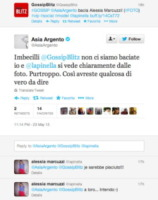 24-05-2013 - Asia Argento sputa veleno su Twitter
