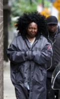 Whoopi Goldberg - New York - 24-05-2013 - Whoopi Goldberg: clochard sul set delle Tartarughe Ninja