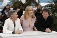 Roman Polanski, Mathieu Amalric, Emmanuelle Seigner - Cannes - 25-05-2013 - Festival di Cannes: photocall di La Venus a la Fourrure