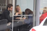 Tomaso Trussardi, Aurora Ramazzotti, Michelle Hunziker - Milano - 25-05-2013 - E' nata Sole, la figlia di Michelle Hunziker e Tomaso Trussardi