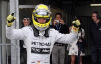 Nico Rosberg - Monaco - 25-05-2013 - Parata di stelle al Gran Premio di Monte Carlo