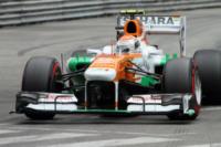Adrian Sutil - Monaco - 25-05-2013 - Parata di stelle al Gran Premio di Monte Carlo