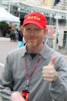 Ron Howard - Monaco - 25-05-2013 - Parata di stelle al Gran Premio di Monte Carlo