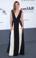 Clotilde Courau - Cannes - 23-05-2013 - Festival di Cannes: il red carpet è una scacchiera