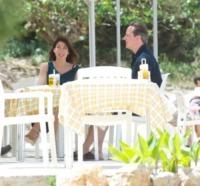 Samantha Cameron, David Cameron - Ibiza - 26-05-2013 - David Cameron: un  inglese  a  Ibiza