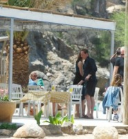 David Cameron - Ibiza - 26-05-2013 - David Cameron: un  inglese  a  Ibiza