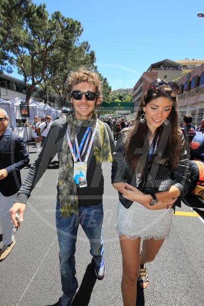Linda Morselli, Valentino Rossi - Montecarlo - 26-05-2013 - Valentino Rossi lascia Linda Morselli dopo 4 anni