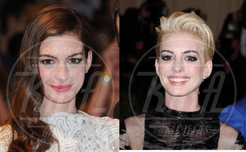 Anne Hathaway - Essere bionda o essere mora? Questo è il dilemma!