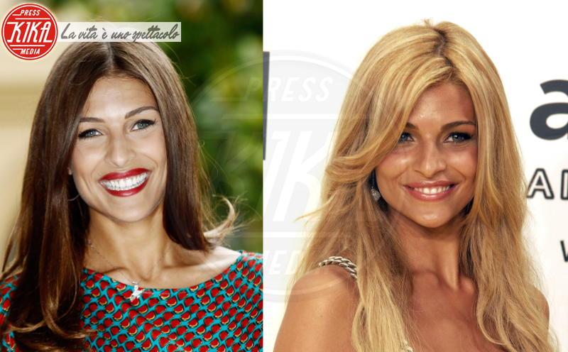 Cristina Chiabotto - Essere bionda o essere mora? Questo è il dilemma!