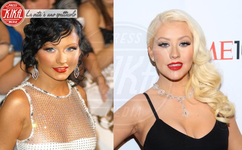 Christina Aguilera - Essere bionda o essere mora? Questo è il dilemma!