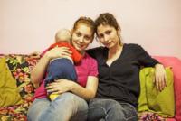 Icam, Patrizia Hamidovic, Alessandra Hrustic - Milano - 10-05-2013 -