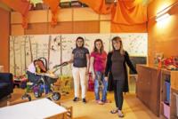 Icam, Patrizia Hamidovic, Sanela Osmanovic, Suvada Osmanovic - Milano - 10-05-2013 -